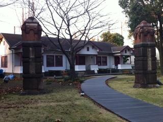 鶴見線観光地 アウマンの家