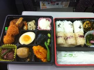 上野駅のおつまみ弁当