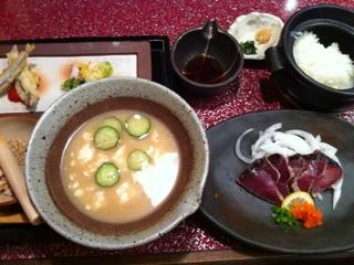 トレッサ横浜 一汁五菜