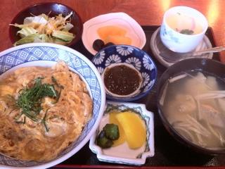 八戸市和食やま文のいちご煮