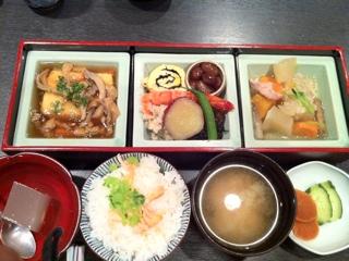 横浜鶴見 和食寿楽の今日の弁当