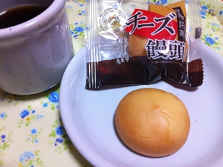 宮崎市名物チーズ饅頭