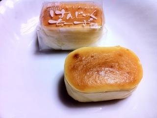 茨城コートダジュールのチーズケーキ