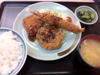 中央道石川PAミックスフライ