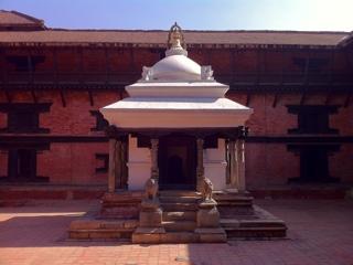ネパール 古都パタン点景