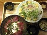 ootoya_maguro_salad